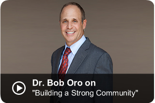 Dr. Bob on Serving the community